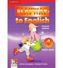 Playway to English (Second Edition) 4 Pupil's Book