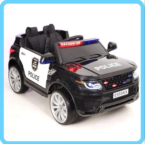 Полиция E555KX с дистанционным управлением