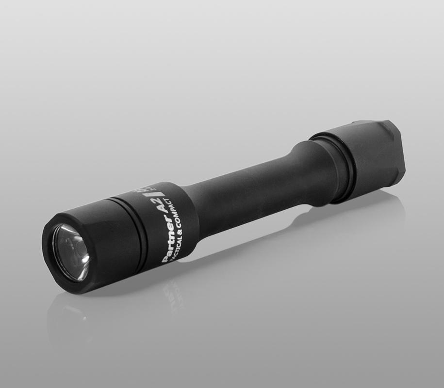 Тактический фонарь Armytek Partner A2 (тёплый свет) - фото 1
