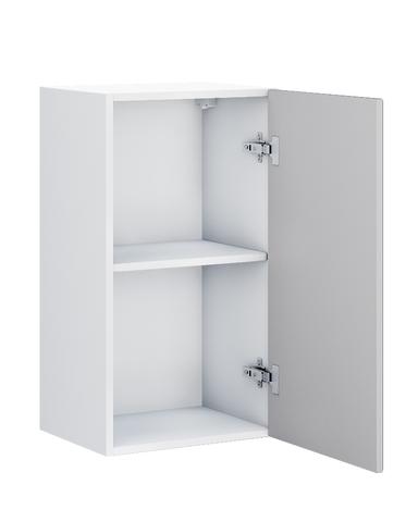 Шкаф кухонный  РИВЬЕРА 400 со стеклом