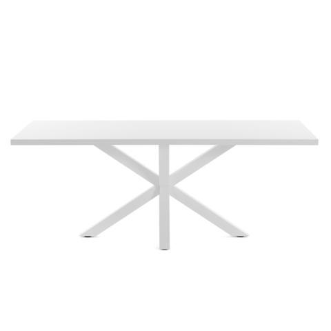 Белоснежный стол Arya