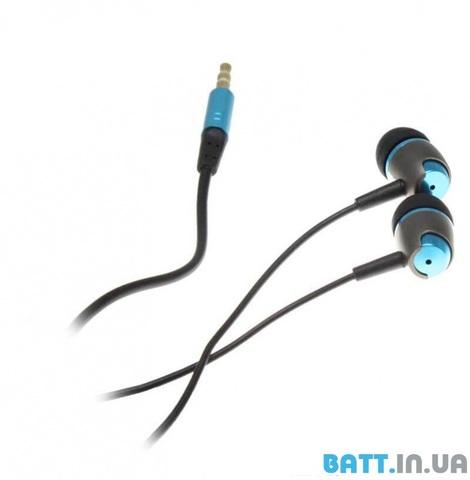 Гарнитура вакуумные S-Music Professional CX-6600 blue