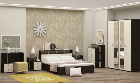 Модульная спальня Карина-2 ЛДСП