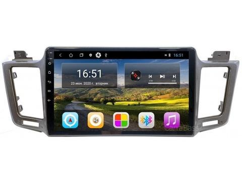 Магнитола Toyota RAV4 (2013-2018) Android 11 2/16 IPS модель СB-3002Т3
