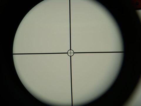 ПРИЦЕЛ BUSHNELL BANNER 1-4X32M, СЕТКА CIRCLE-X, 611432