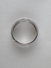 1100785-сапфир. (кольцо из серебра)