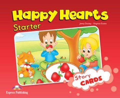 Happy Hearts Starter. Story Cards. Сюжетные картинки к учебнику. (international)