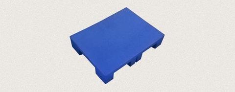Поддон пластиковый 800x600x150 мм. Цвет: Синий