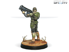 Farzan (воружен Chain of Command) (вооружен Boarding Shotgun)