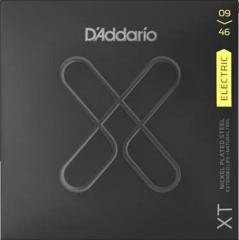 D`ADDARIO XTE0946 SET ELEC GTR XT SUP LT/REG BTM