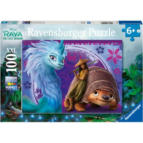 Puzzle Raya and the last Dragon 100 pcs
