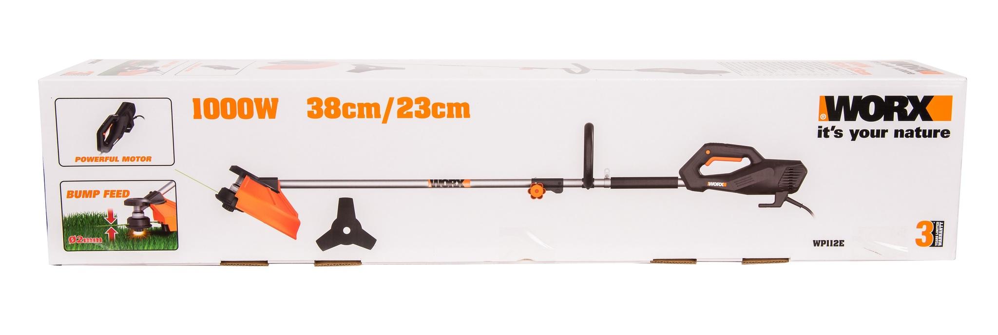 Триммер электрический WP112E 1000В
