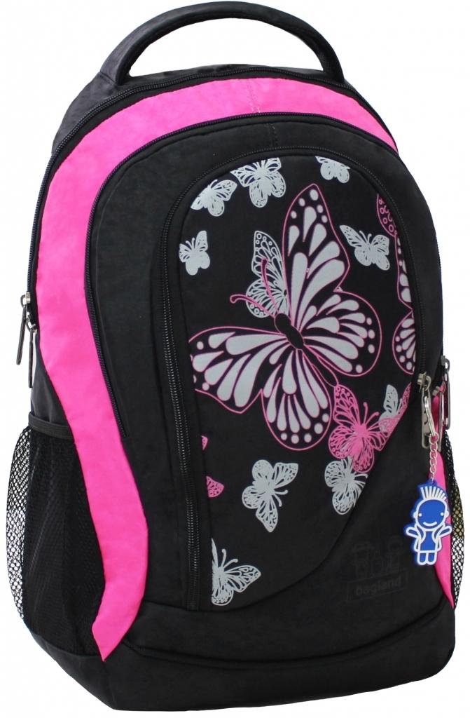 Городские рюкзаки Рюкзак Bagland Бис 21 л. Чёрный / розовый (0055670) 3f51ef67a3ac1d054854a48492aa9869.JPG