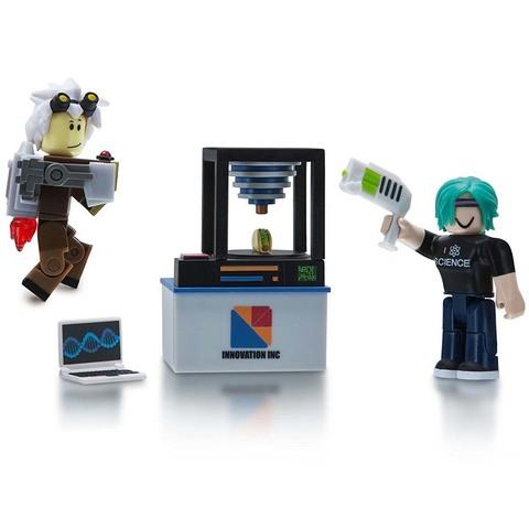 Роблокс Инновационная лаборатория игровой набор