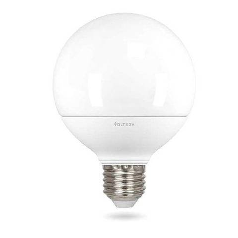 Светодиодная лампа G95 12W Е27 (белый теплый)