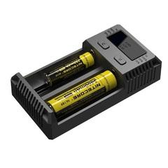 Зарядное устройство Nitecore Intellicharge i2 new, для 18650