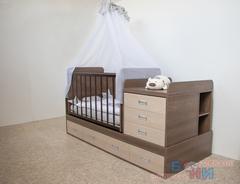 Детская кроватка - трансформер