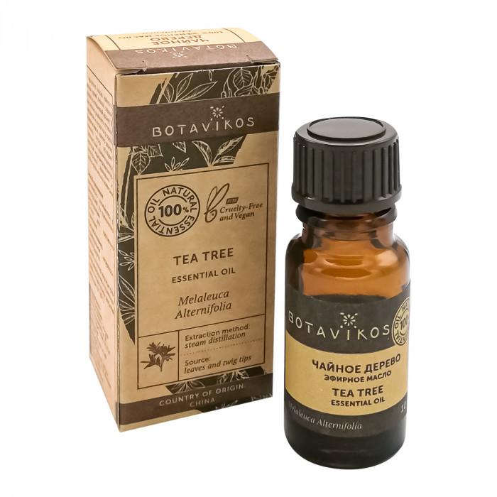 Эфирное масло чайное дерево Ботавикос
