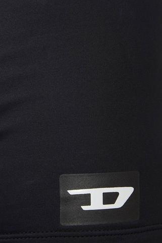 Мужские черные плавательные шорты