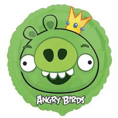 "Круг ""Angry Birds"" зеленый"