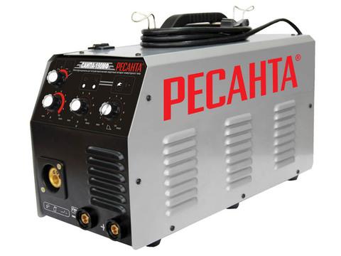Полуавтоматические сварочные аппараты инверторного типа Ресанта САИПА-190МФ