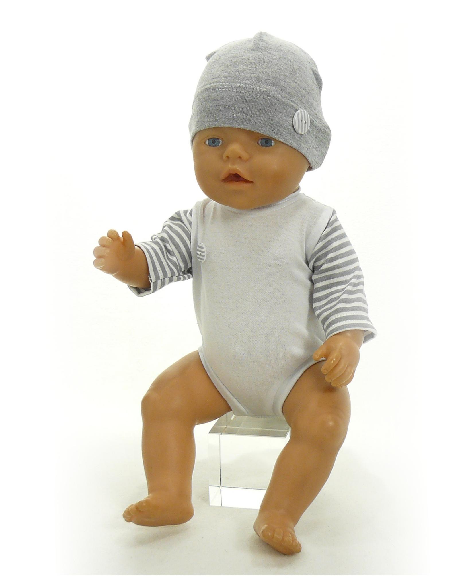 На кукле боди
