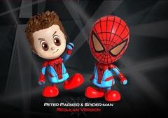 Новый Человек паук фигурки Cosbaby