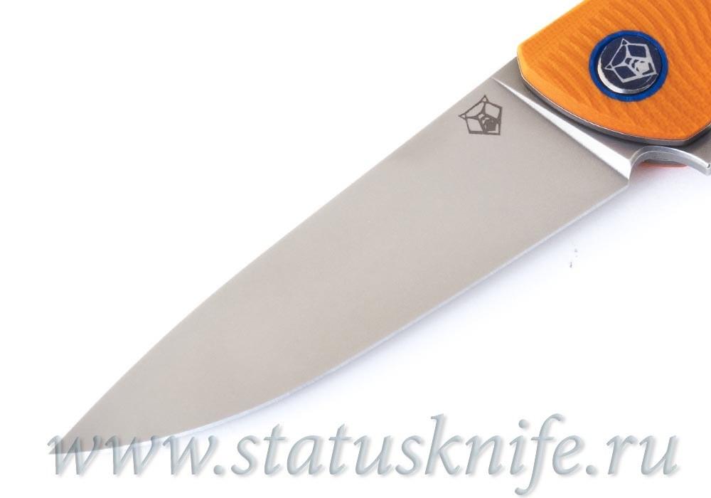 Нож Широгоров F3 G10 orange Elmax - фотография