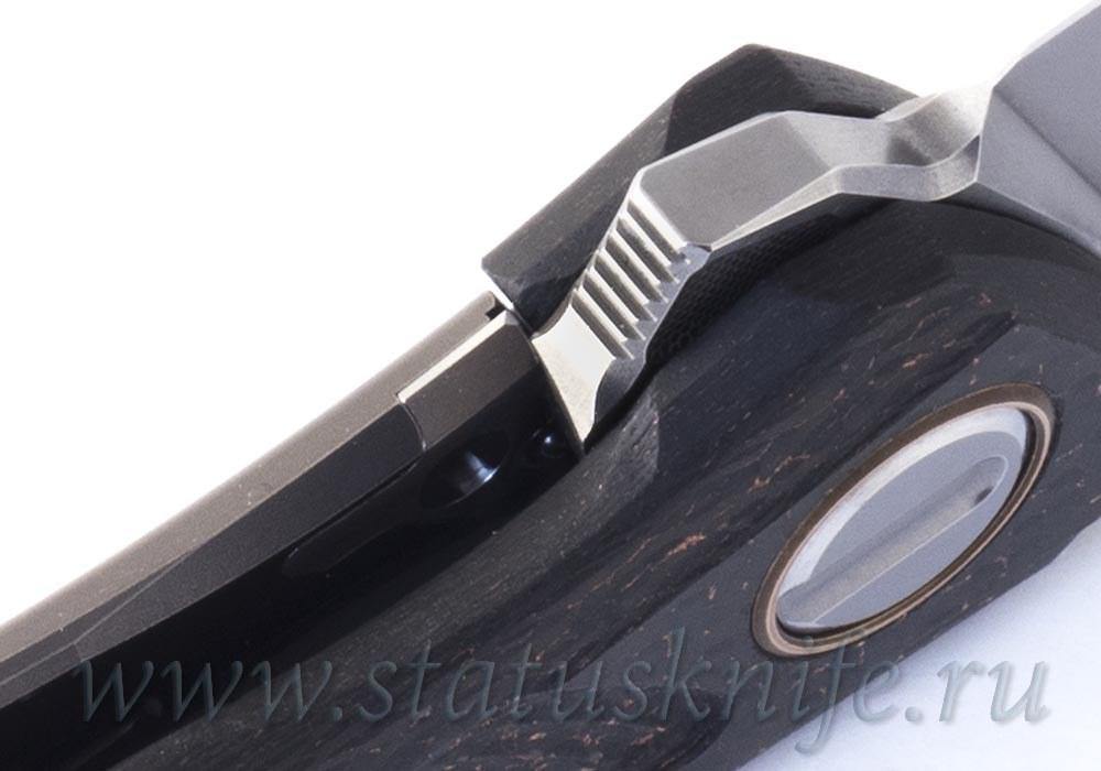 Нож Широгоров Квантум Quantum Bronze 2020 Custom Division - фотография