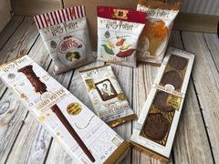 Шоколад Фигурный Jelly Belly Harry Potter chocolate crests Эмблемы Факультетов Хогвардса