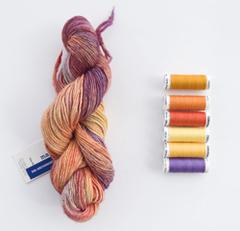 Швейные нитки Gutermann (200м, полиэстер) - подбор