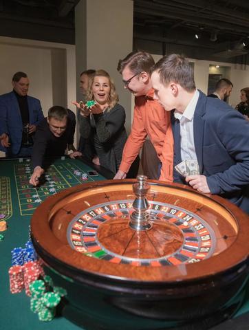 Интерактив казино