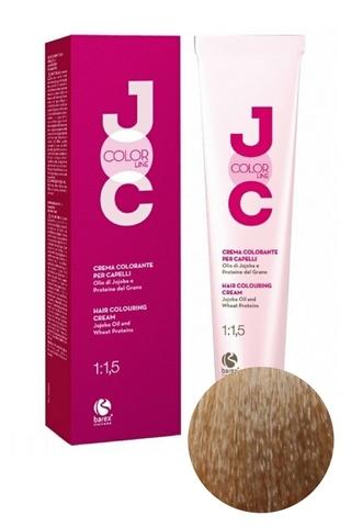Крем-краска для волос 9.31 очень светлый блондин бежевый JOC COLOR, Barex