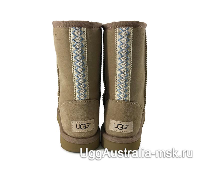 UGG Classic Short 40:40:40 Boot Sand