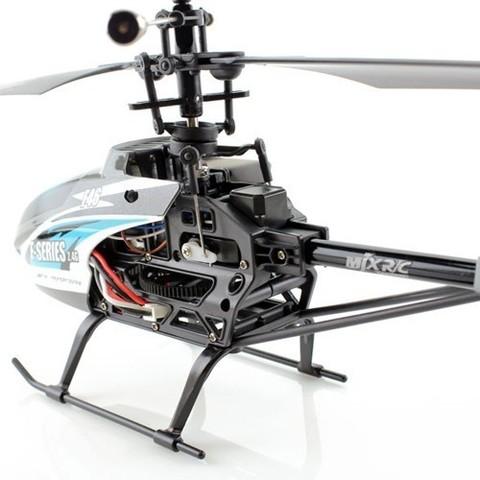 Радиоуправляемый вертолет MJX F46 Shuttle 2.4G - F46