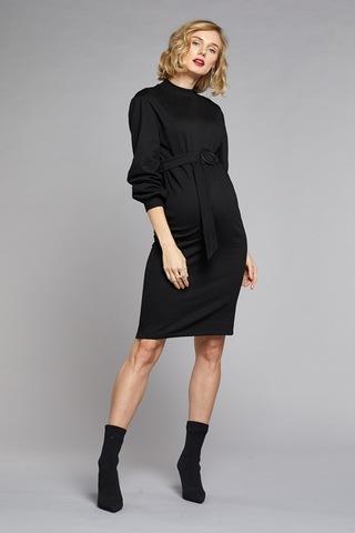 Платье для беременных 10774 черный