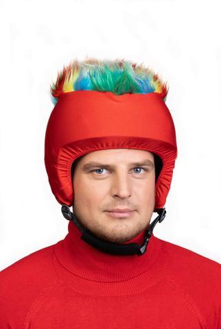 Чехол на шлем Punk multicolor M