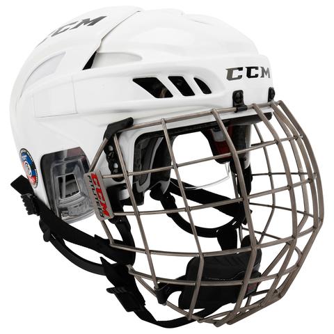 Шлем с маской CCM FITLITE L белый