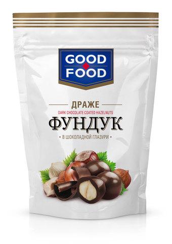 GOOD FOOD Фундук в шоколадной глазури 150 г