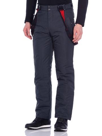 Горнолыжные брюки мужские BATEBEILE серого цвета.