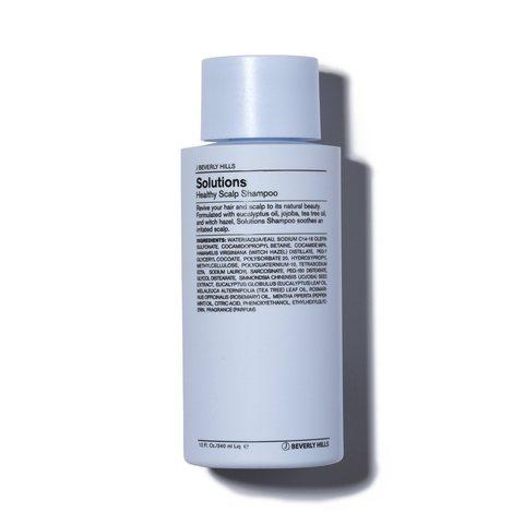 J Beverly Hills Шампунь лечебный для волос и кожи головы Solutions Healthy Scalp Shampoo