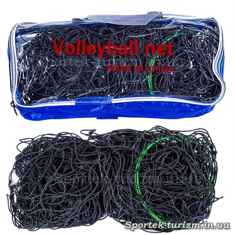 Сітка волейбольна VN-1 для вулиці і спортзалу