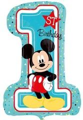 """Цифра """"1st B-day Mickey"""""""