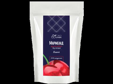 Мармелад натуральный «Вишня» без сахара