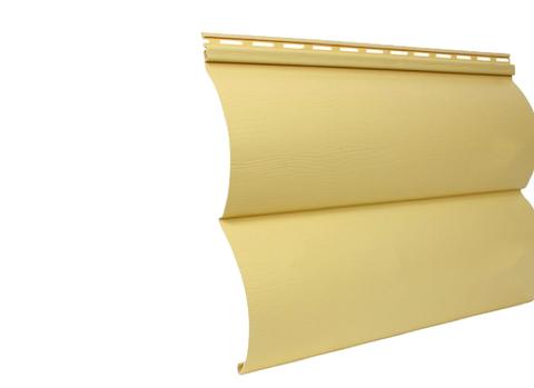 Блок хаус Альта-Профиль двухпереломный - Золотистый