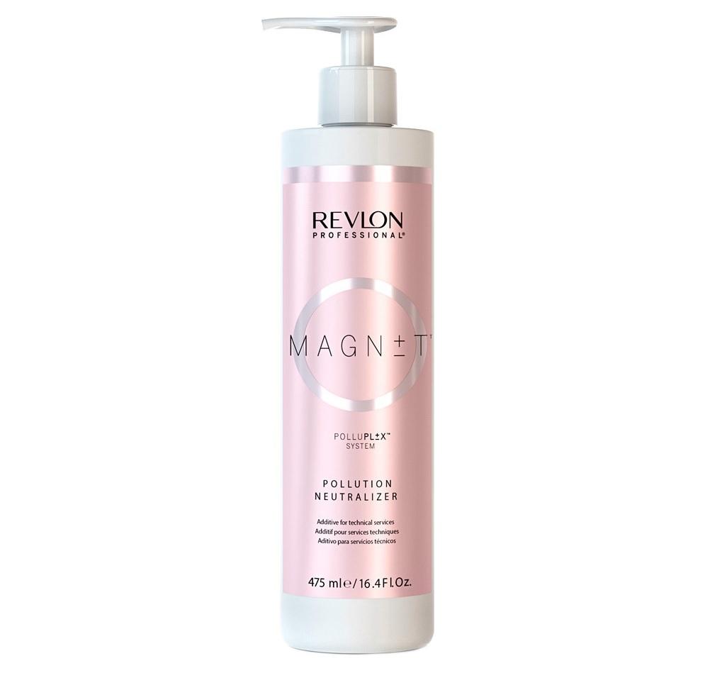 REVLON Magnet: Нейтрализатор для смешивания с окислителем при окрашивании и осветлении волос (Pollution Neutralizer), 475мл