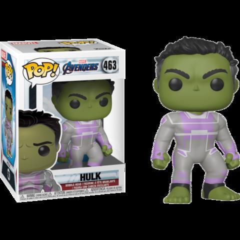 Фигурка Funko Pop! Marvel: Avengers: Endgame - Hulk (Excl. to GameStop)