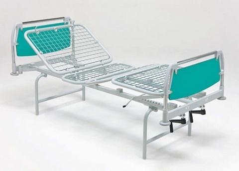 Кровать больничная 11-CP107 - фото