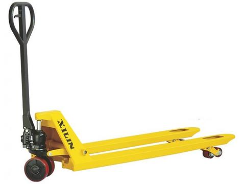 Тележка гидравлическая XILIN г/п 2500 кг DF-III (полиуретановые колеса), шт