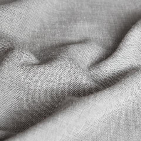Ткань под лен Кенна серый